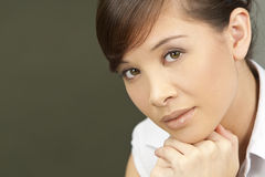 Perfect Face Royalty Free Stock Images