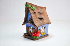 Dream house Stock Images
