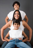 Perfect Family Stock Image