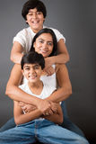 Perfect Family Royalty Free Stock Photos