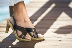 Free Perfect Feet Royalty Free Stock Photography - 8043307