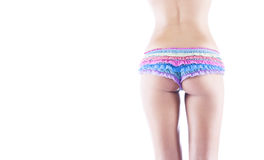 Free Perfect Female Body Isolated On White Background Royalty Free Stock Image - 20939916