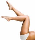 Perfect female legs Stock Photos