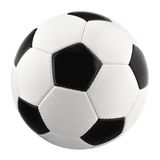 Perfect football isolated Stock Images