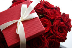 Perfect gift royalty free stock photography