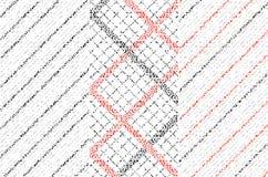 Perfect grafisch naadloos patroon Geometrische Textuur royalty-vrije illustratie