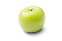 Perfect green appl Royalty Free Stock Photography