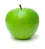 Perfect green apple Stock Photo