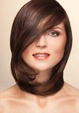 Perfect hairs Royalty Free Stock Photos