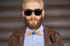 Perfect hipster outfit Royalty Free Stock Images