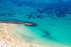 Perfect lagoon beach Royalty Free Stock Photography
