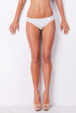 Perfect legs. Stock Photos