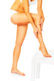 Perfect legs Royalty Free Stock Photo