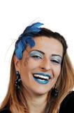 Perfect make up Stock Image