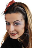 Perfect make up Royalty Free Stock Photography