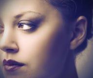 Perfect makeup Stock Photo