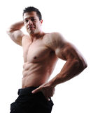 The Perfect male body Royalty Free Stock Images