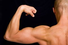 The Perfect male body Stock Photos