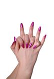 Perfect Manicure Stock Photo