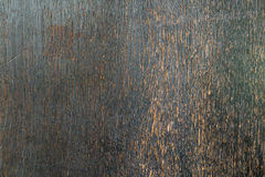 Perfect noble dark brown old ancient wooden surface decoration ba. Perfect noble darkbrown old ancient wooden surface decoration background with decent scratches Stock Image
