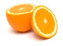 Perfect orange 4 Stock Images
