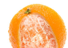 Perfect orange Royalty Free Stock Images