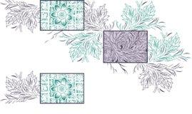 Perfect paisley seamless design. decorative design. Stock Photography
