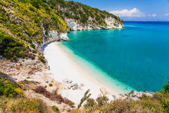 Perfect paradise beach Royalty Free Stock Images