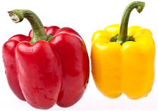 Perfect Peppers, Isolated Stock Images