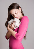 Perfect pet. Royalty Free Stock Image