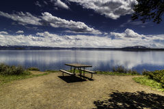 Picnic Spot Royalty Free Stock Images