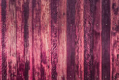 Perfect Pink wood planks texture background Royalty Free Stock Images