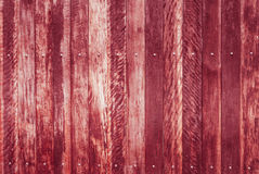 Perfect Pink wood planks texture background Royalty Free Stock Photos