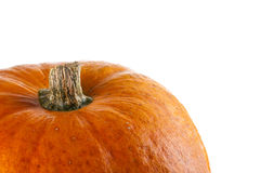Perfect pumpkin Royalty Free Stock Photography