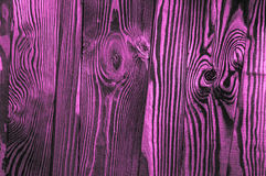 Perfect purple pink or purplish pinkish violet irregular old dar. K bright wood timber surface texture background. Fine artistic backgrounds of almost gray Royalty Free Stock Photo