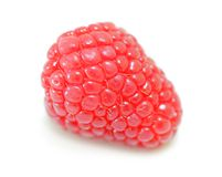 Perfect Raspberry Royalty Free Stock Images