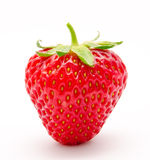 Perfect red ripe strawberry  Royalty Free Stock Photo