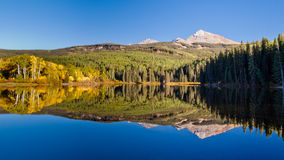 Perfect Reflection Royalty Free Stock Photography