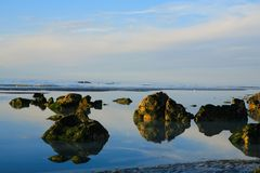 Perfect Reflections Royalty Free Stock Images
