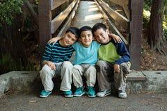 Perfect rodzeństwo portret Obraz Stock