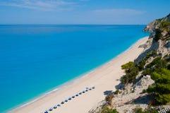 Perfect Sandy Beach royalty free stock image