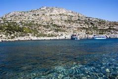 Perfect sea vacation Royalty Free Stock Photo