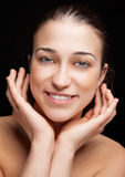 Perfect skin complexion Royalty Free Stock Photo