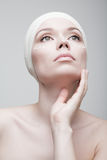 Perfect skin. Woman. Royalty Free Stock Photo