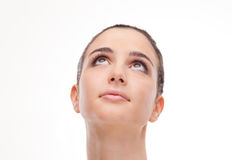 Perfect skincare Stock Photography
