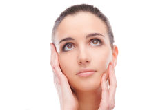 Perfect skincare Royalty Free Stock Images