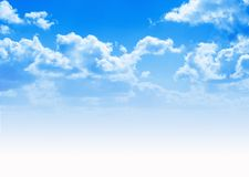 Perfect sky Stock Photography