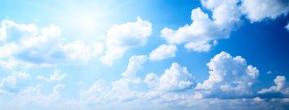 Perfect sky stock photo
