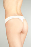 Perfect Slim Woman Hip Stock Image