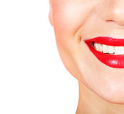 Perfect smile Stock Photo